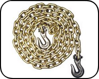 "Alt 1/2"" G70 Binder Chains"
