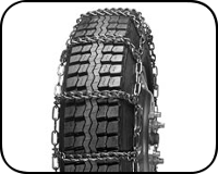 "Alt Tire Chains for <b>24.5"" Tires</b>"