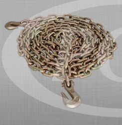 "3/8"" x 20' Grade 70 Transport Chain"