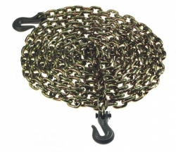 "5/16"" x10' Grade 70 Transport Chain - USA"