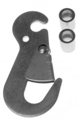 Ratchet Snap Hook w/ Spacers 6000 lbs Break Strength