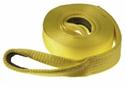 "2"" Recovery Strap - USA -18000 lbs capacity - 6ft 10ft and 20ft lengths"