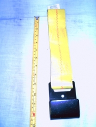 18 inch Strap w/ Flat Hook and Loop End
