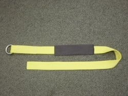 GATOR LASSO TIRE STRAP YELLOW (W Options )