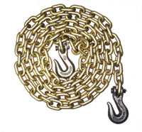 25-pack Laclede 3/8 x 14 ft G. 70 Binder Chain Assembly