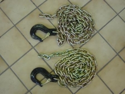 2 PACK Super Safety Chain 10 foot - Shipping Included