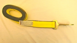 2 X 14 ft Strap with Twisted Snap Hook