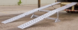 20 Foot Modular Car Loading (5 piece) Ramp System for Dry Van Trailers - Single Stand