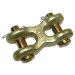Double Clevis (1/4 x 5/16) Box of 10