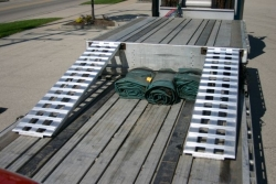"8ft Loading Ramps (Pair of 94.5"" x18"" x2 1/4"") - Shipping Included"