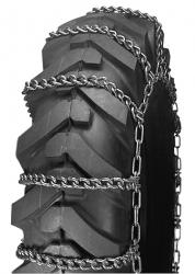 Laclede Grader & Equipment Tire Chains (pair) #2612