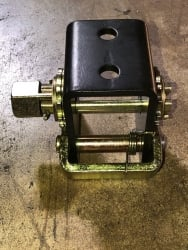 "Latching Winch for 2"" Webbing"