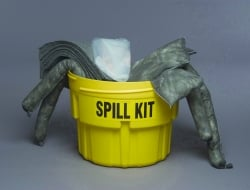 Spill Kit, 20 Gallon, Oil Only