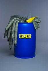 Spill Kit, 30 Gallon, Oil Only