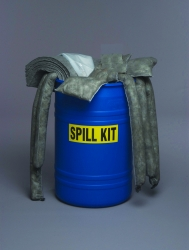 Spill Kit, 55 Gallon, Oil Only