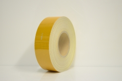 "2"" x 150ft Conspicuity DOT Tape Yellow"