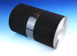 "12"" x 60ft Anti slip Tape Black"