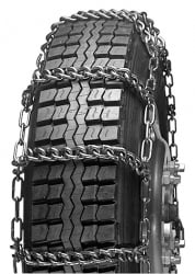 Mud Service (HD) Single Tire Chains (pair) #2435