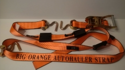 Big Orange 10ft Wheel Strap w HD Ratchet for Small Hole Decks (Box of 8)
