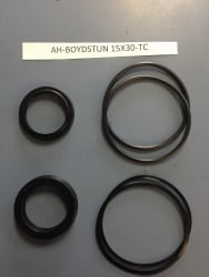"Repacking kit for top of Boydstun cylinder 1-1/2"" rod by 3"" bore"