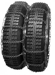 Reinforced Dual-Triple Tire Truck Chains (pair) #4847CAM
