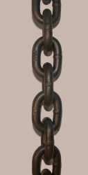 9/32 inch diameter Grade 80 Chain HALF DRUM