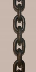 5/8 Inch diameter Grade 80 Chain HALF DRUM