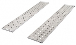 8ft Ramps with Rollers- Made to fit Cottrell Trailers- Shipping Included