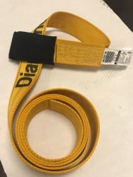 8ft Diamond Weave Lasso Strap with Reinforced Sewn Loop (10ft optional)