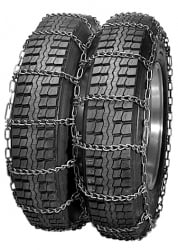 Dual Tire Truck Chains (pair) #4257R