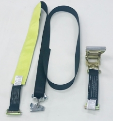 Ultimate Horizontal E-Track Wheel Strap-Low Pro