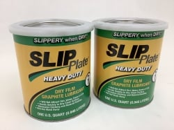 2 Pack of 1 QUART Cans of SLIP Plate No.1 - Now available to ship!