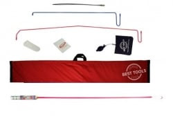 Emergency Response Combo Kit of Long Reach Lock Out Tools