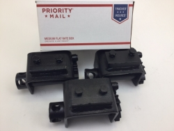 "3 Pack of 3"" or 4"" LOW PROFILE Bolt-on Winches and USPS Priority Shipping Included!"