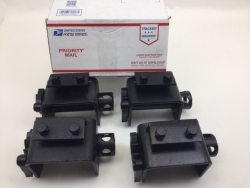 "4 Pack of 3"" or 4"" LOW PROFILE Bolt-on Winches and USPS Priority Shipping Included!"