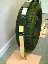 Replacement 8' (9' and 10' options) Wheel Strap for Horizontal E track