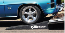 8 inch extra long Race Ramp extenders PAIR