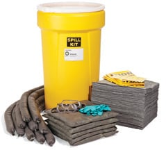 Spill Kit, 30 Gallon, Universal
