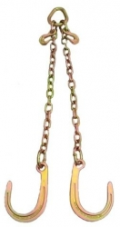V-chain Bridles 3ft grade70 8in J