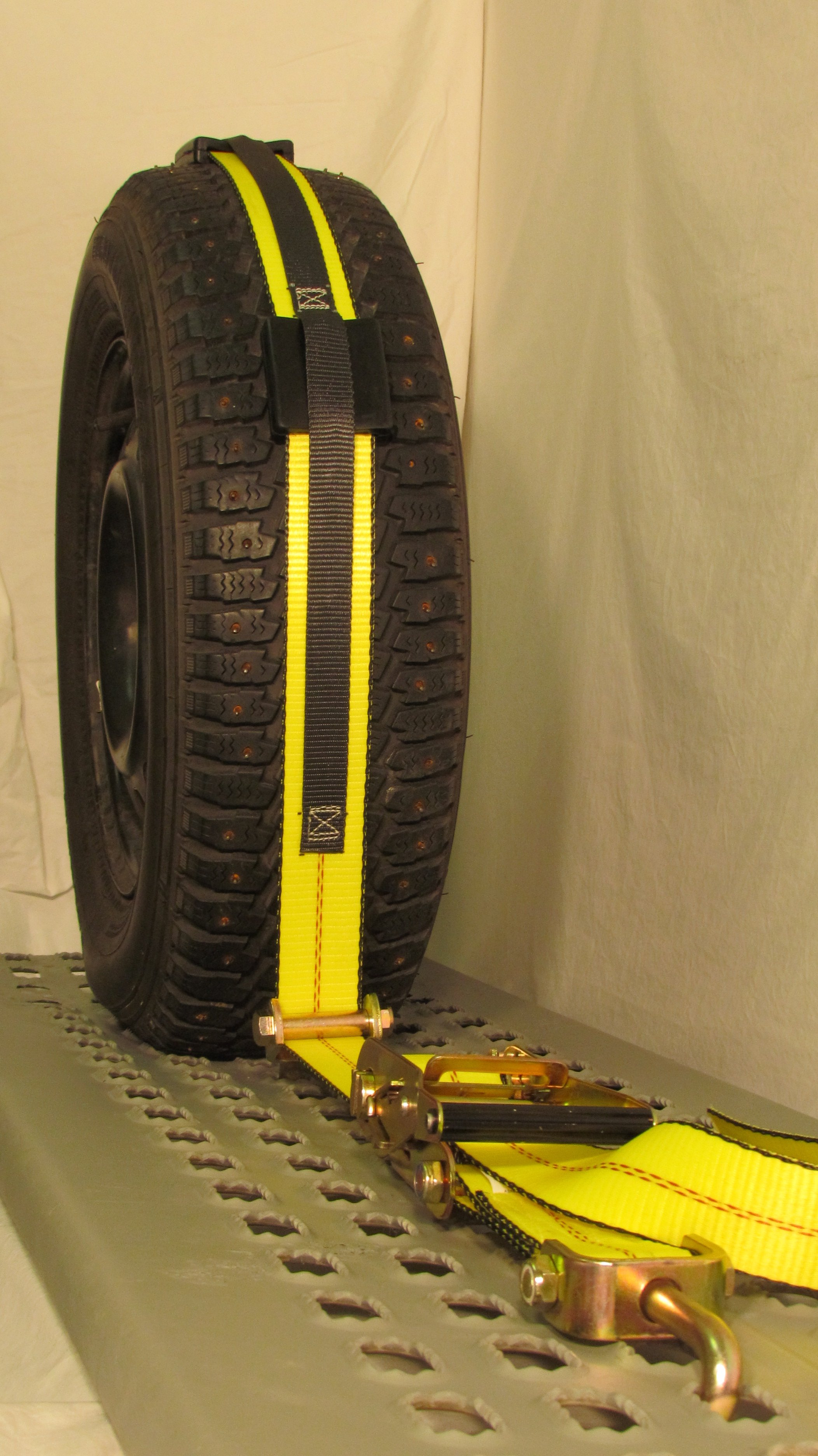How To Measure Tire Tread >> Wheel Straps Disambiguation Page